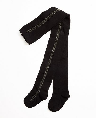 Zwarte kousenbroek